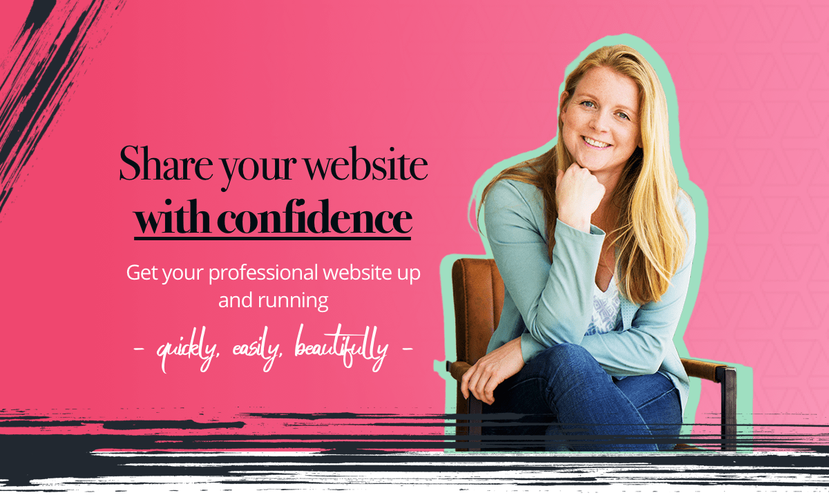 share your website with confidence-small