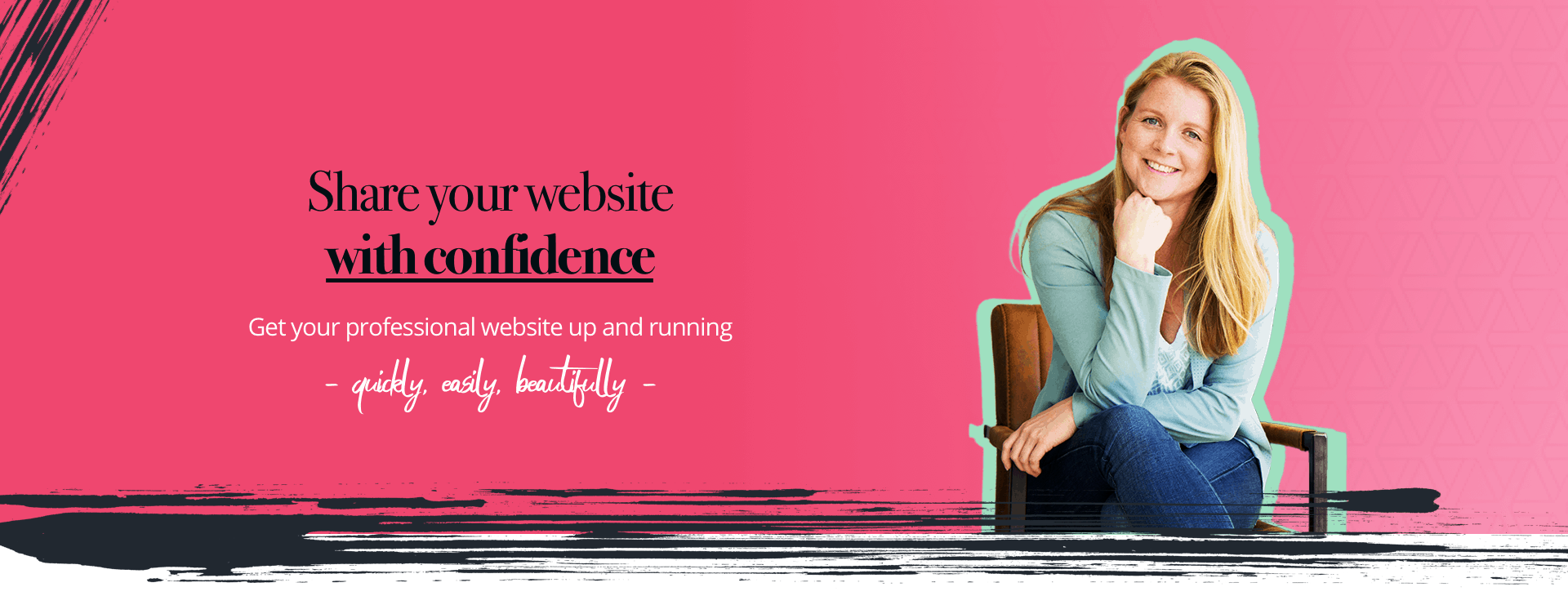 share your website with confidence