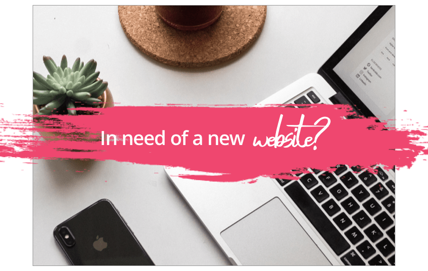 In need of a website?